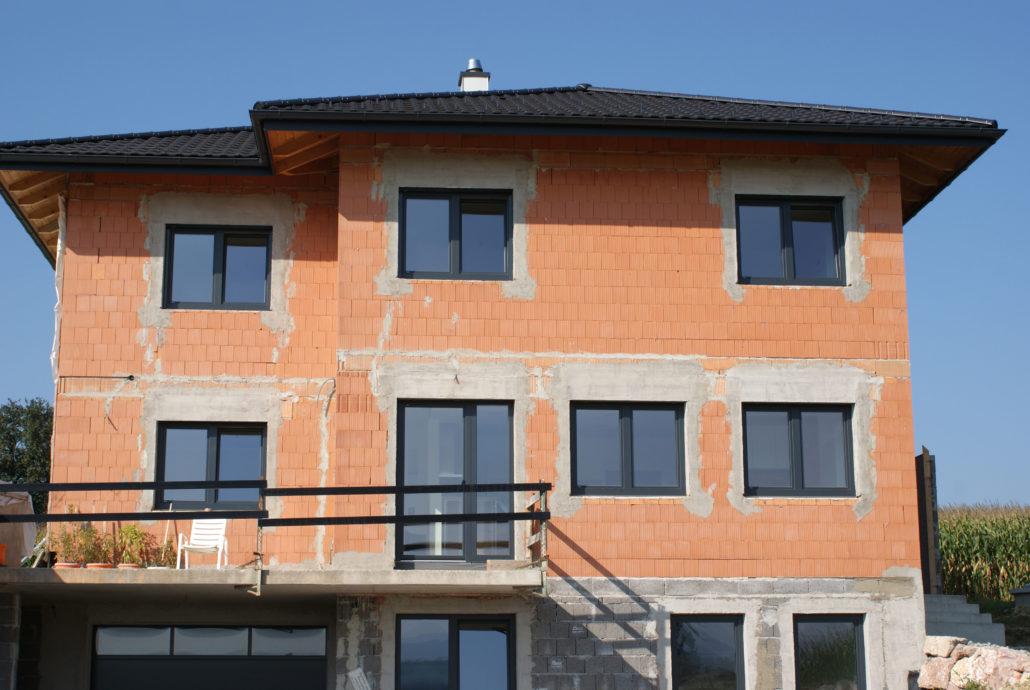 Einfamilienhaus Dach