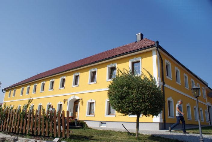 Bauernhaus in Wolfsbach